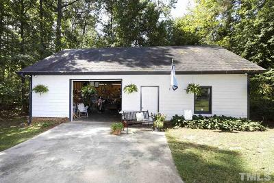 Raleigh Single Family Home For Sale: 1212 Urania Drive