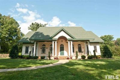 Holly Springs Single Family Home For Sale: 6717 Rolemodel Way