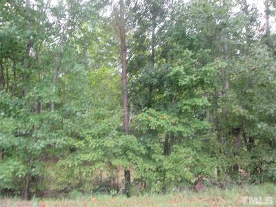 Lee County Residential Lots & Land For Sale: Dycus Road