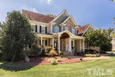 Raleigh Single Family Home For Sale: 3405 Spartina Court