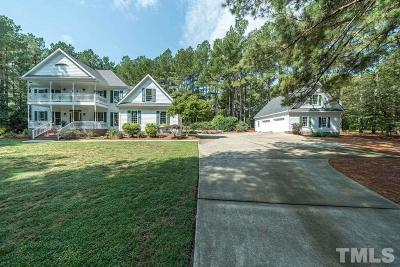 Apex Single Family Home Contingent: 2728 Southwinds Run