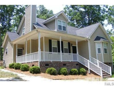 Franklinton Single Family Home For Sale: 95 Somerset Court