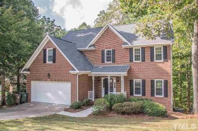 Lochmere Single Family Home For Sale: 301 Crickentree Drive