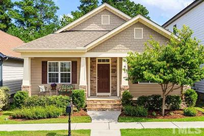 Apex Single Family Home For Sale: 955 Tender Drive