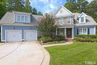 Raleigh Single Family Home For Sale: 12801 Pegasi Way