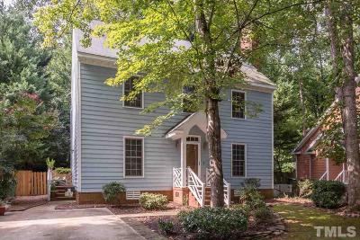 Cary Single Family Home For Sale: 220 Mainsail Drive