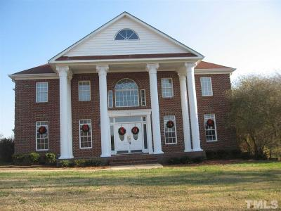 Zebulon Single Family Home For Sale: 10764 Staghound Trail