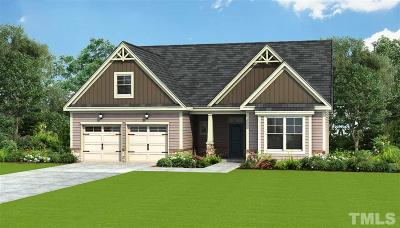 Knightdale Single Family Home Pending: 611 Sunland Drive #Lot 129