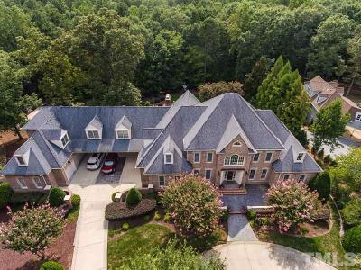 Wake Forest Single Family Home For Sale: 6709 Green Hollow Court