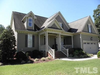 Johnston County Single Family Home For Sale: 479 Crestdale Drive