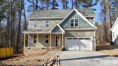 Durham Single Family Home For Sale: 3916 Old Chapel Hill Road