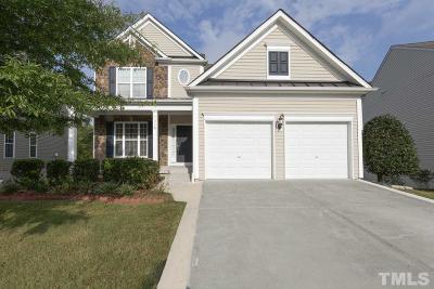 Morrisville Single Family Home For Sale: 2116 Addenbrock Drive
