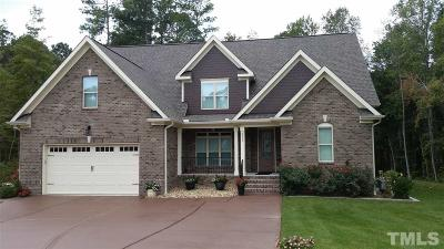 Raleigh Single Family Home For Sale: 2905 Turning Brook Lane