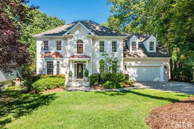 Cary Single Family Home Contingent: 304 Gentlewoods Drive