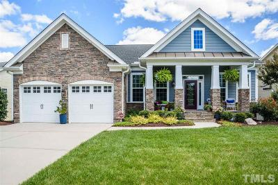 Raleigh NC Single Family Home For Sale: $529,000