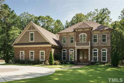 Wake Forest Single Family Home For Sale: 1004 Linenhall Way