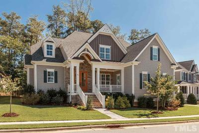 Chapel Hill Single Family Home For Sale: 212 Dark Forest Drive