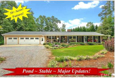 Garner NC Single Family Home For Sale: $749,900