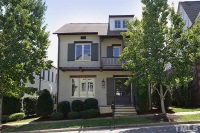 Chapel Hill Single Family Home For Sale: 408 E Winmore Avenue