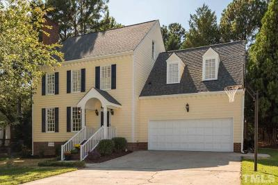 Raleigh Single Family Home For Sale: 8705 Chatterleigh Circle
