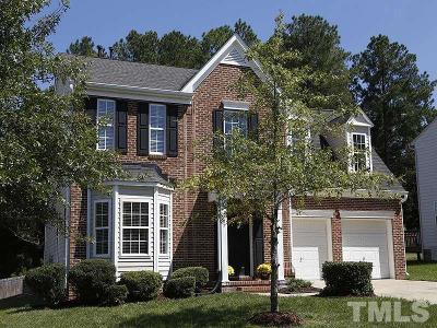 Durham Single Family Home Contingent: 105 Stoney Drive