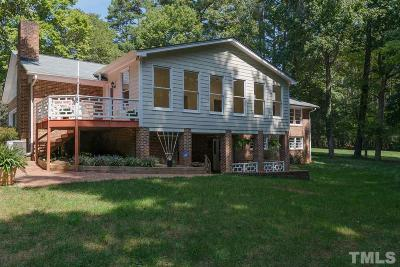 Raleigh Single Family Home For Sale: 15501 Possum Track Road