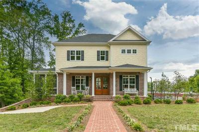 Raleigh Single Family Home Contingent: 2622 Cartier Drive