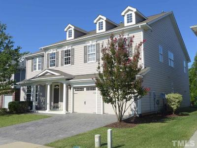 Cary Single Family Home For Sale: 702 Pierside Drive
