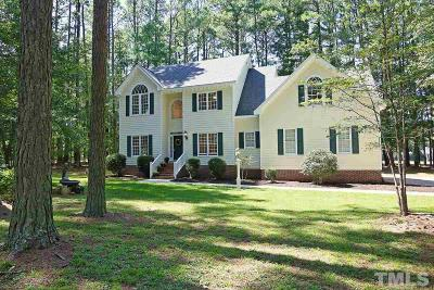 Zebulon Single Family Home For Sale: 3029 Pearces Road