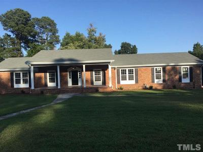 Durham Single Family Home For Sale: 131 S Woodcrest Street