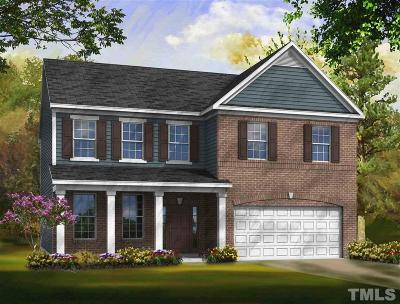 Durham Single Family Home Pending: 1701 Nellora Lane #Lot 167