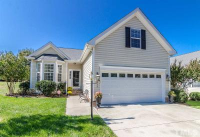 Cary Single Family Home Contingent: 211 Muir Brook Place
