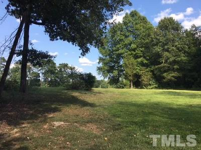 Orange County Residential Lots & Land For Sale: 1015 Pinehurst Drive
