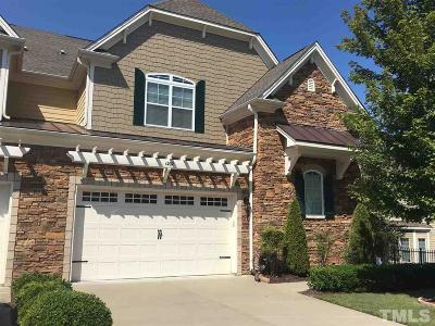 Apex Townhouse For Sale: 1202 Evian Court