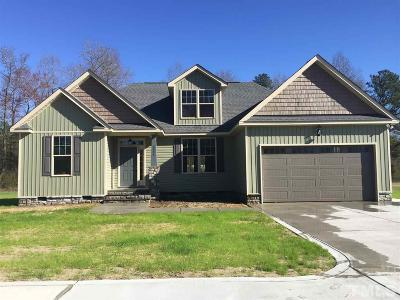 Lillington NC Single Family Home For Sale: $185,000