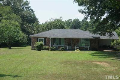 Oxford Single Family Home For Sale: 4151 Shock Overton Road