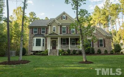 Durham Single Family Home For Sale: 115 Paper Birch Lane