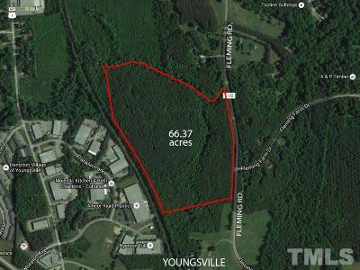 Franklin County Residential Lots & Land Pending: Fleming Road