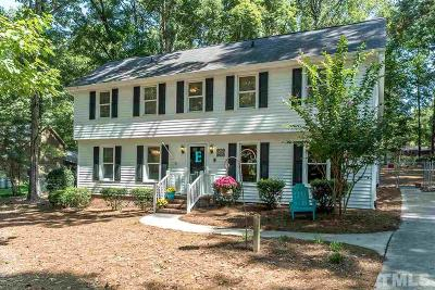 Raleigh Single Family Home For Sale: 4909 Old Elizabeth Road