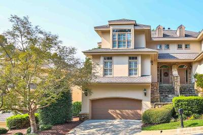 Chapel Hill Townhouse For Sale: 95129 Vance Knoll