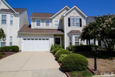 Cary Townhouse For Sale: 125 Hilda Grace Lane