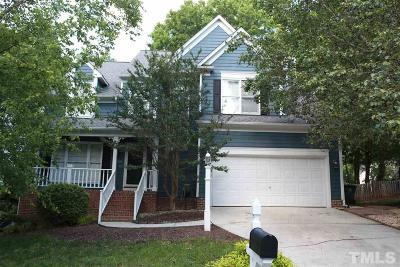 Cary Single Family Home For Sale: 202 Swiss Lake Drive
