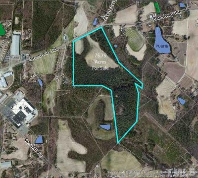 Lee County Residential Lots & Land For Sale: Broadway Road