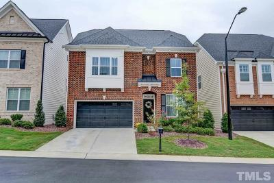 Raleigh Single Family Home For Sale: 3916 Ivory Rose Lane
