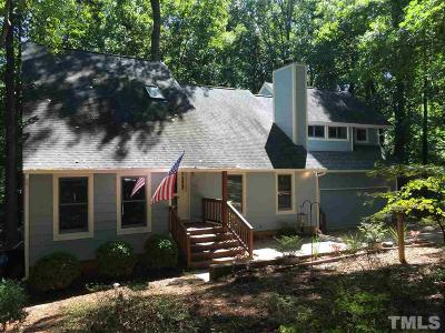 Raleigh Single Family Home For Sale: 5800 Bayberry Lane