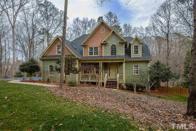 Raleigh Single Family Home Contingent: 5408 Von Hoyt Drive
