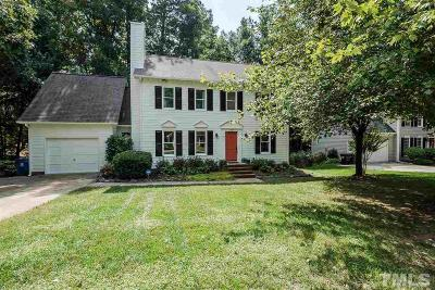 Durham County Single Family Home For Sale: 4909 Fortunes Ridge Drive