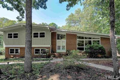 Chapel Hill Single Family Home Contingent: 909 Grove Street