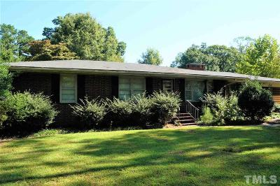 Knightdale Single Family Home Pending: 104 Green