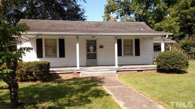 Oxford Single Family Home For Sale: 213 Harris Street